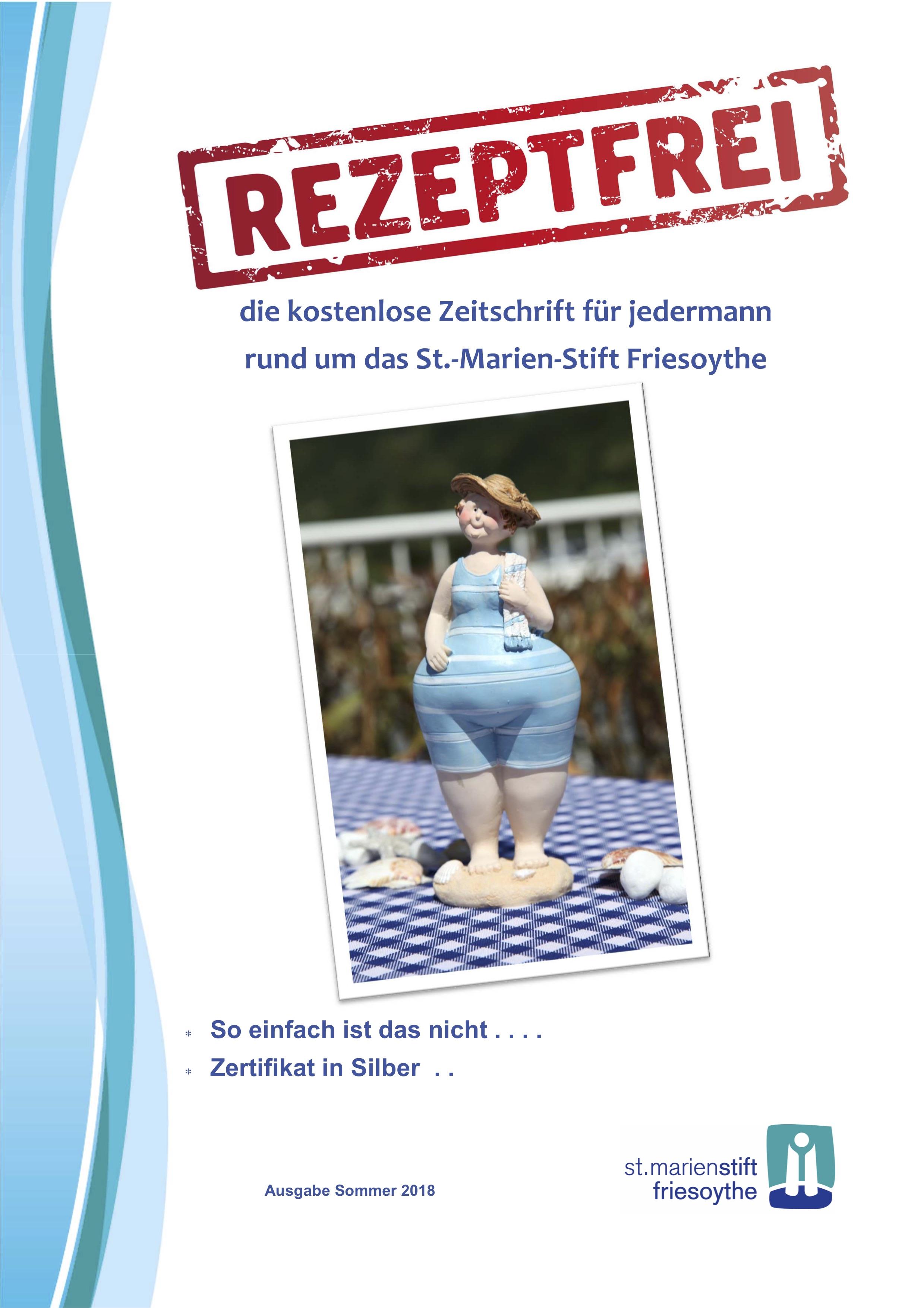 Patientenzeitschrift Sommer Internet