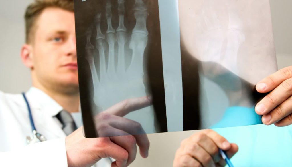 Klinik Unfall Hand